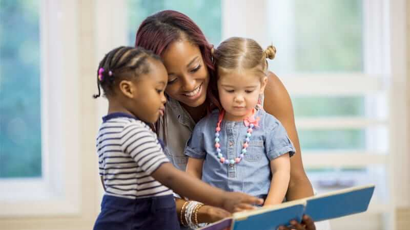 Helping your child adjust to day care